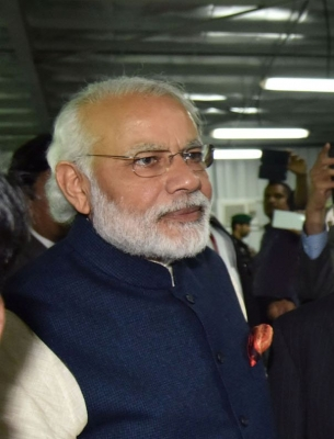 Modi to visit MP on Tuesday (Lead)