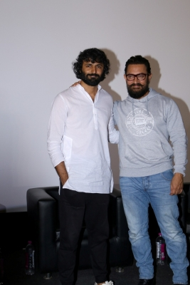 Aamir Khan contributed to post-production of  Secret Superstar