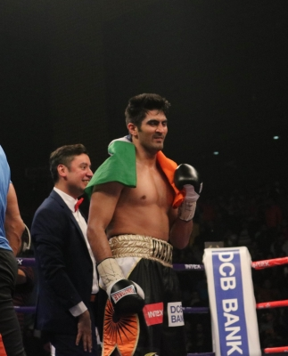 WBO sanctions Vijender s next bout in first week of August