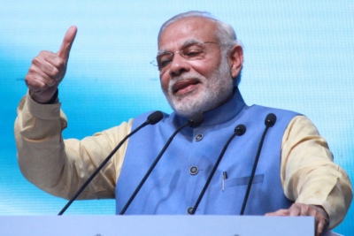 Paper tiger  Modi buckled under US pressure: Congress