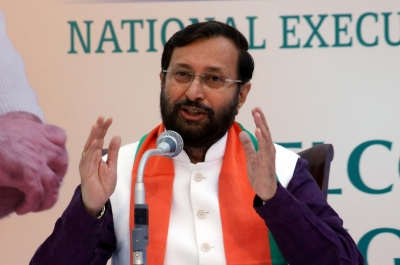 1817 rebellion to be mentioned as First War of Independence: Javadekar
