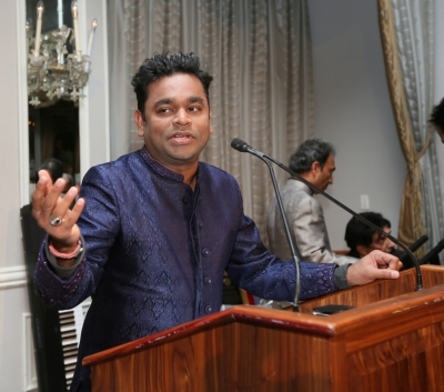 Rahman's fan dedicates his 'dream car' to maestro