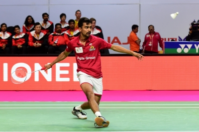 Korea Super Series: PV Sindhu, Sameer Verma enter quarter-finals