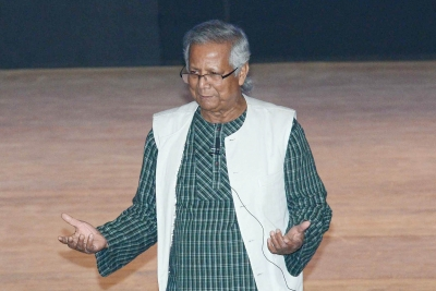 There should be banks to serve the poor, says Muhammad Yunus