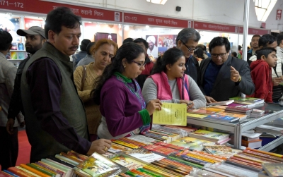 Book-lovers throng World Book Fair on last day; dull affair, claims publishers