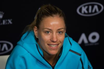 Kerber continues to lead WTA rankings as top 10 list shows no change