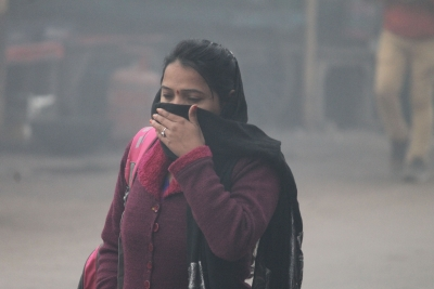NCR air quality falls to severe with dust storm