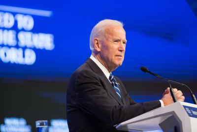 Biden not ruling out 2020 run