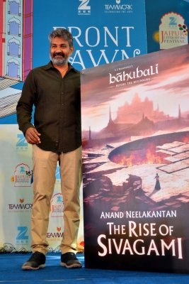 Baahubali: The Beginning  was starters, now comes actual meal: Rajamouli (With Images)