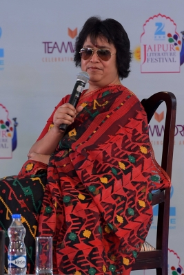 Taslima Nasreen s Indian visa extended by a year