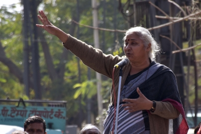 Medha Patkar ends fast over Narmada dam issue (With Images)
