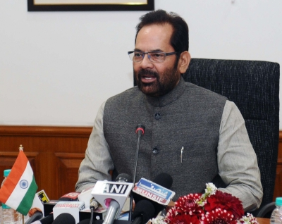 Rahul s Iftar political engineering, ours a social event: Naqvi