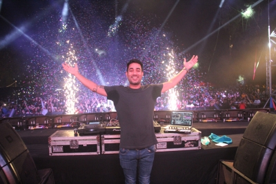DJ Nucleya proud of his International Emmy nominated show