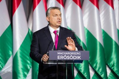 Hungary's Viktor Orban sends European Union a border fence bill