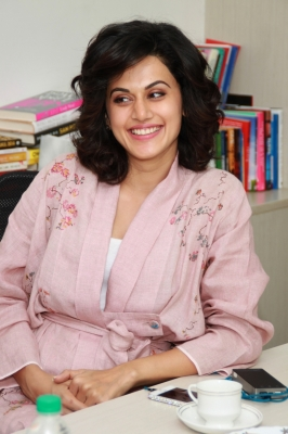Here's why Taapsee said yes to 'Mission Mangal'