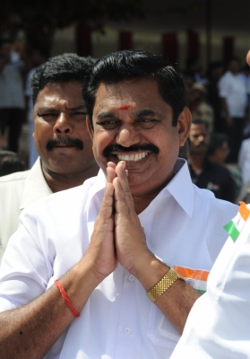 Palaniswami thanks Modi for commemorative coins on MGR