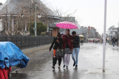 Heavy rains expected in Himachal