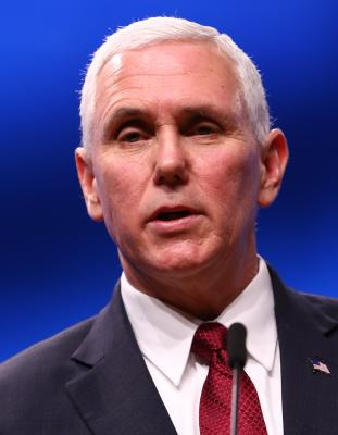 NASA to put humans on the Moon again: Pence (Lead)