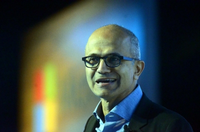 Nadella nets $36 mn after selling 30% of his Microsoft stock