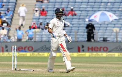 3rd Test: India set daunting 521-run target for England
