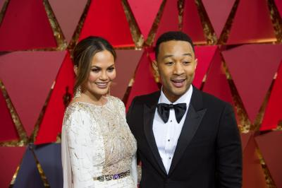 John Legend, Chrissy Teigen poke fun at each other