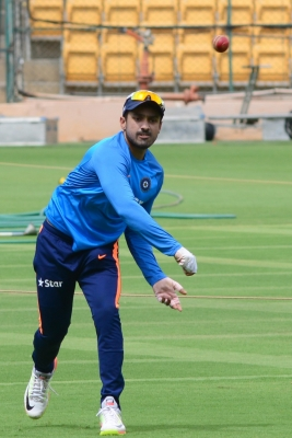 Nair regrets inability to convert starts in Tests
