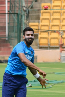 Fit-again Lokesh raring to go on Sri Lanka tour