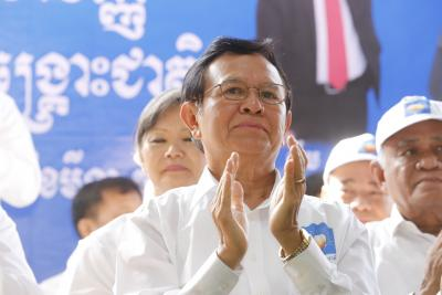 Democracy, Human Rights, and Labor: Arrest of Cambodian Opposition Leader