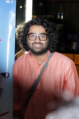 Arijit Singh to set out on 10-city tour