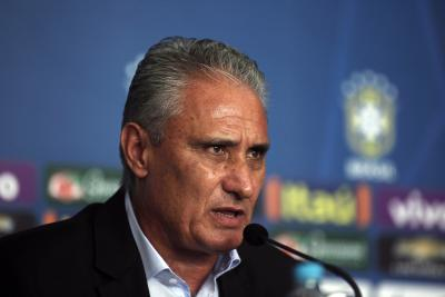 Brazil coach puts cards on the table ahead of World Cup opener