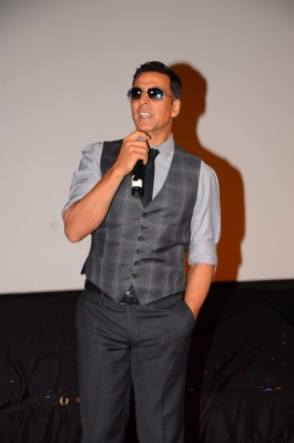 Box-office collection of  Pad Man  doesn t matter to me: Akshay