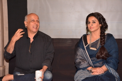 Begum Jaan  homecoming for Mahesh Bhatt