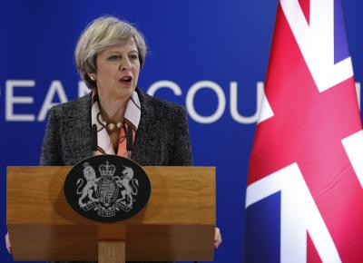 May urged to intervene in Northern Ireland crisis