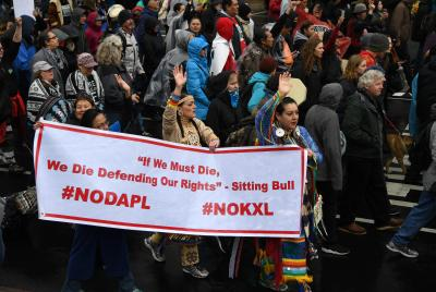 US judge orders suspension Dakota Access Pipeline