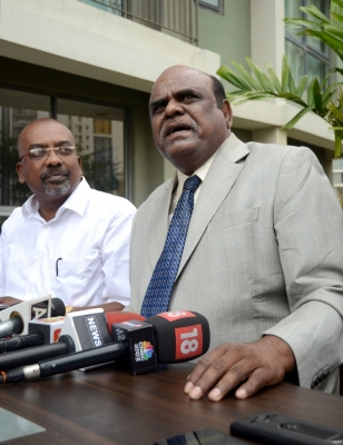 Warrant order is wrong, should not be executed: Justice Karnan
