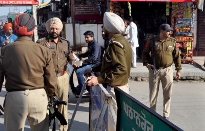 High alert at Pathankot airbase over  suspicious activities