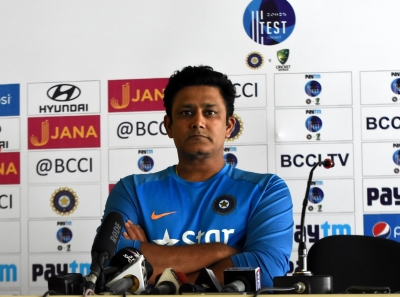 The hundred certainly was very special, says Kumble