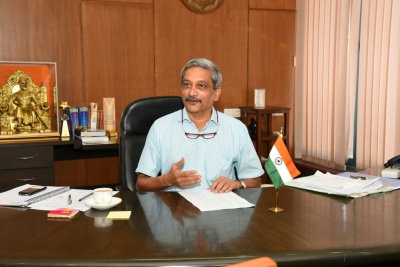Goa has not closed the option of importing beef from Karnataka: Parrikar