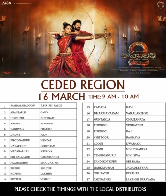 Nervous about  Baahubali 2  trailer: Producer
