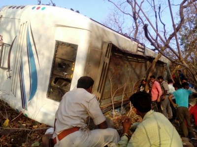 Two die in MP road accident