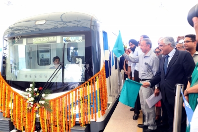 Rapid Metro Phase-2 launched in Gurugram (Lead)