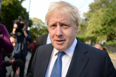 Britain s Boris Johnson to visit Iran
