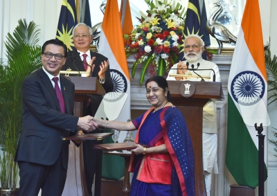India, Malaysia have built thriving economic ties: Modi