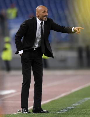 Coach Spalletti extends contract with Inter until 2021
