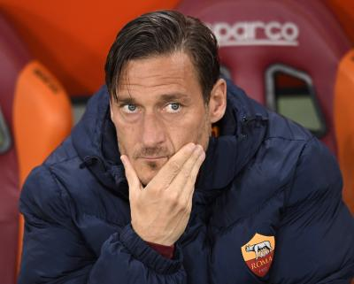Retired Totti ready to begin new role in Roma management