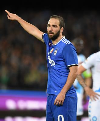 Higuain left out of Argentina squad for qualifiers