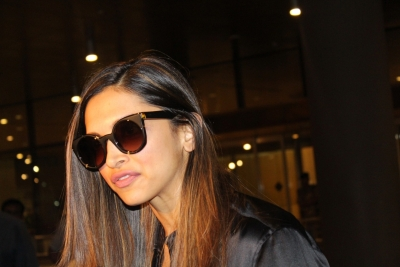 Deepika makes witty remark to cameraman