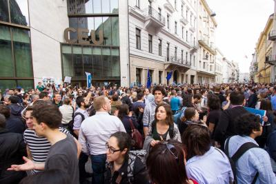 Hungary approves controversial law to close university
