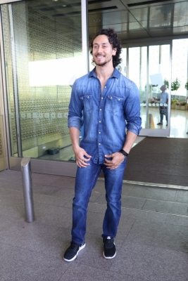 Tiger Shroff to endorse new kids channel (Lead, correcting channel name)