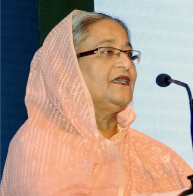 Hasina releases postage stamp as Bangladesh marks Victory Day